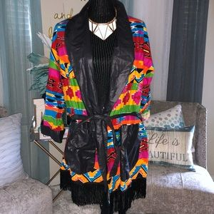 Petticoat Jacket/Kimono